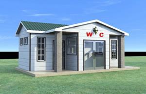 长沙环保公厕,环卫工人休息室,岗亭研发生产厂家如何做到高产量与高品质双保险