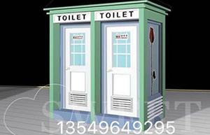 移动厕所,发泡环保厕所技术参数说明