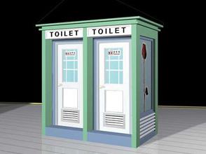YZHC-045环保移动公厕