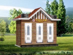 木质环保公厕YT-CS024