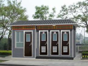 环保厕所YT-CS054仿古型