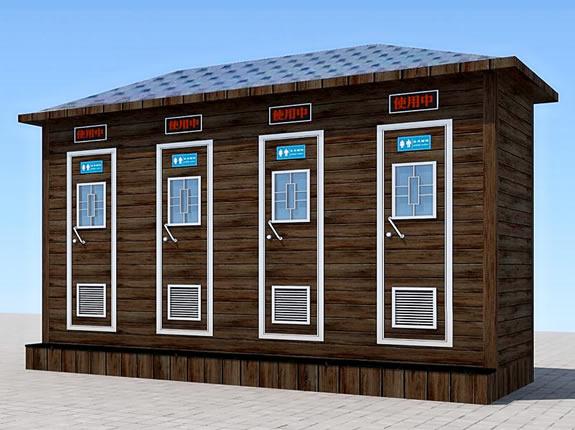 环保厕所YT-CS021四厕位,两厕位,五厕位