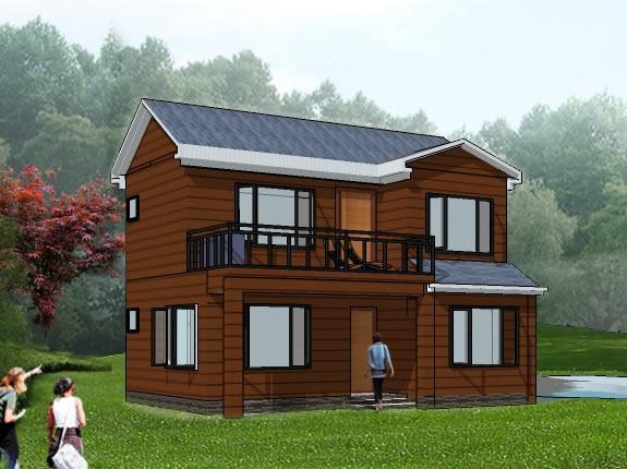 轻钢房屋YT-BS012