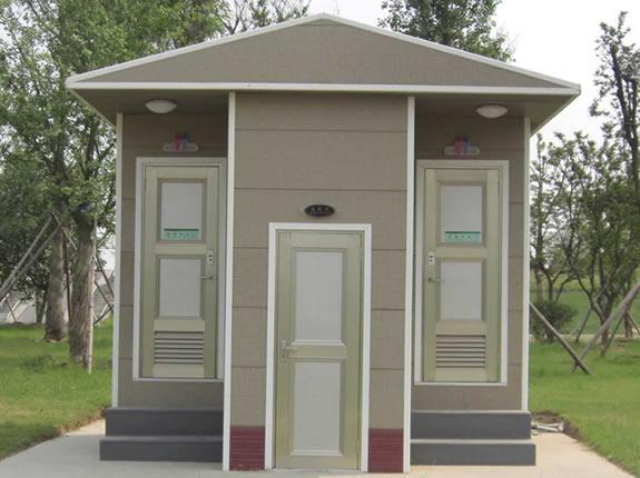 金属雕花公厕YT-CS089