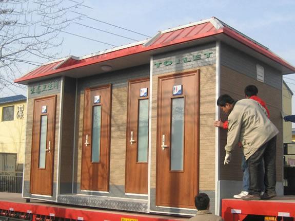 移动环卫公厕YT-CS102
