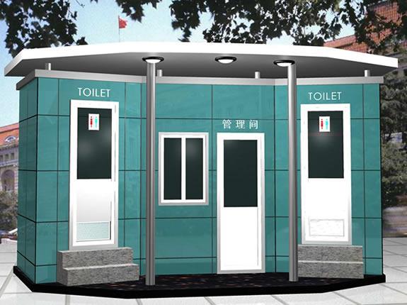 环卫公厕YT-CS168