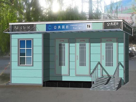 生物环保公厕YT-CS177