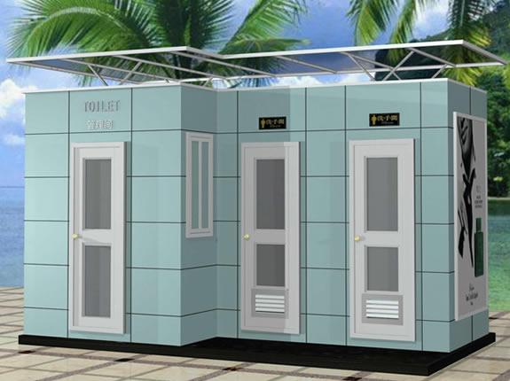 环保生态公厕YT-CS176