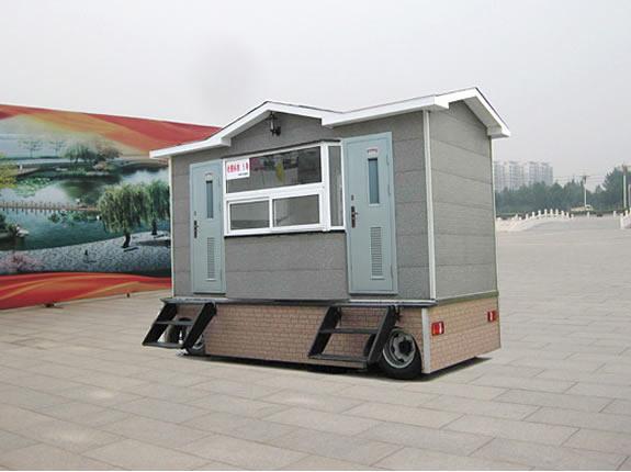 移动环保厕所YT-CS251