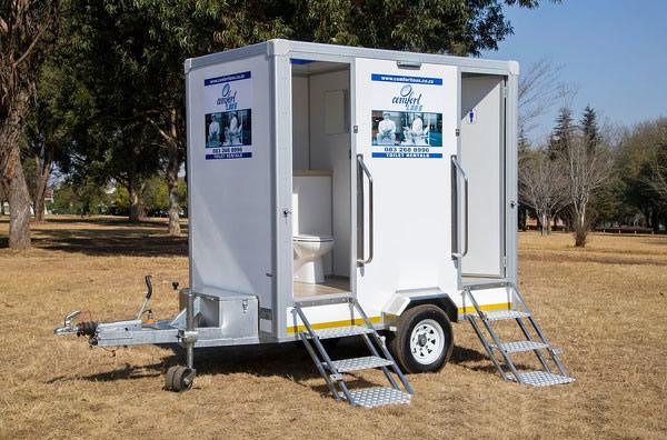 车载拖车移动厕所YT-TC6